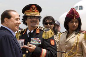Aventura ratată a Italiei în Libia