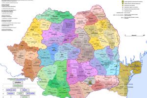 Cum va fi reîmpărţită România? 5 întrebări.