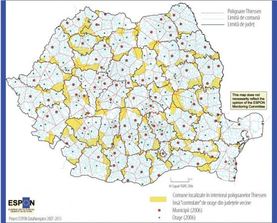 Iată De Ce Romania Are Nevoie De Judeţe Mai Mici Nu Mai Mari