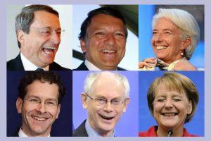 Declaraţia comună a membrilor şi asociaţilor Troicii la căpătâiul Euro