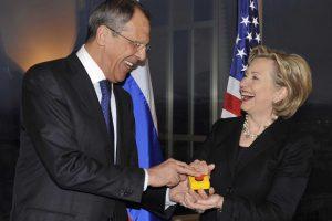 Putin şi butonul roşu