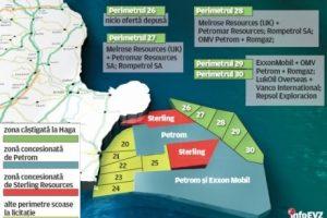 Ponta scufundă 1.000 Km de autostradă în Marea Neagră