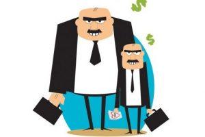 Iubirea regăsită a bancherilor pentru falimentul personal