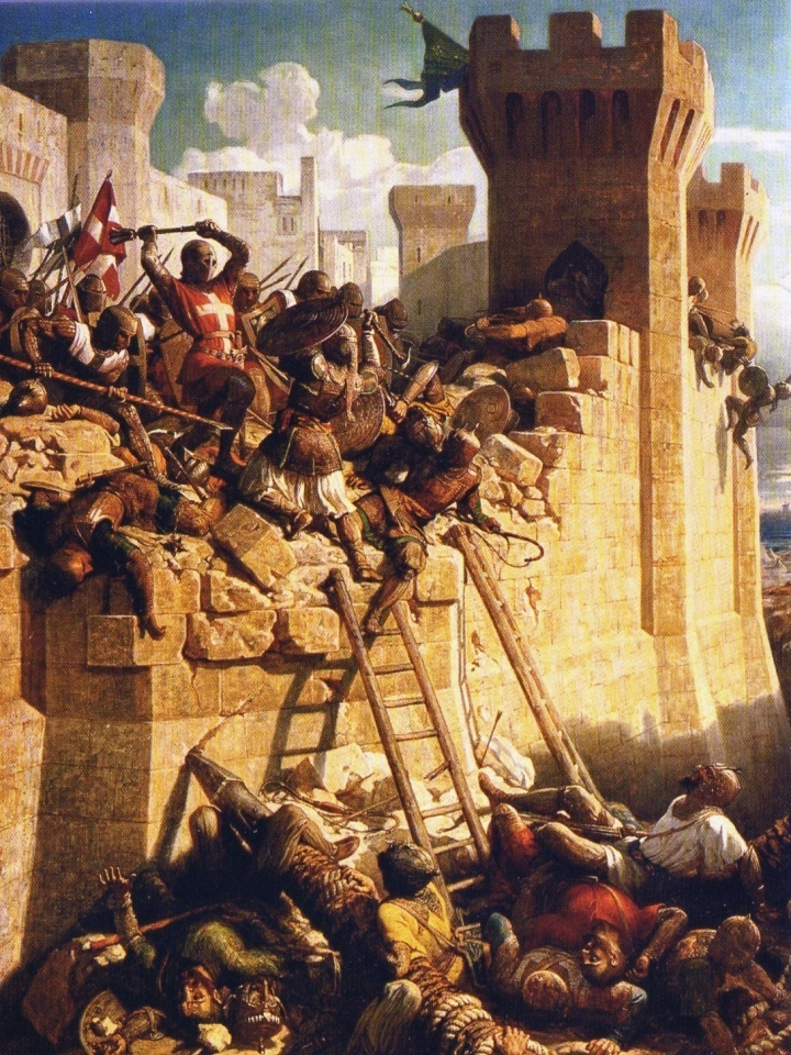 Siege-Of-Acre-1291