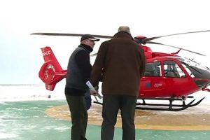 Legătura dintre elicopterele SMURD și șpaga de la EADS