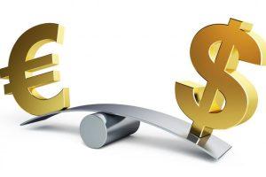 Cât ar putea ajunge cursul leului dacă euro și dolarul ajung la paritate?