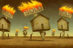 Noua febră imobiliară