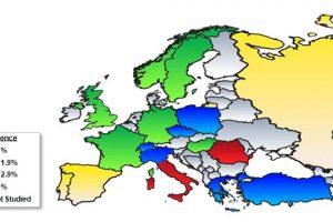 Cele două hărți care arată ce face Mafia în România