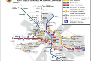 """Metroul Otopeni miroase a farsă imobiliară: """"Statul paralel"""" are teren de vânzare în Băneasa"""